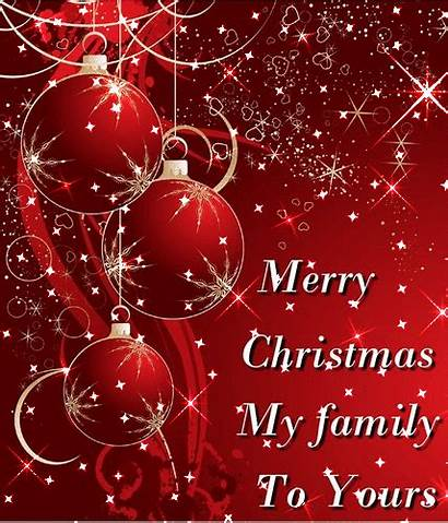 Merry Yours Christmas Friends Happy Wishes Holidays