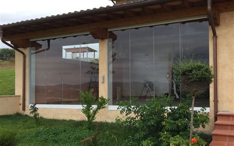verande da terrazzo vetrate a pacchetto verande in vetro zaza design