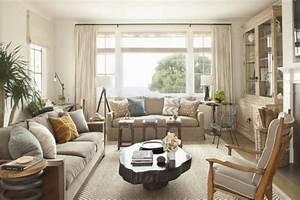 Beige Grau Kombinieren : ideen zum wohnzimmer einrichten in neutralen farben ~ Indierocktalk.com Haus und Dekorationen