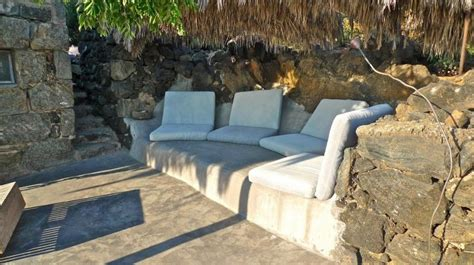Sedere Aperto by Isola Di Pantelleria Pantelleria Outdoor Areas