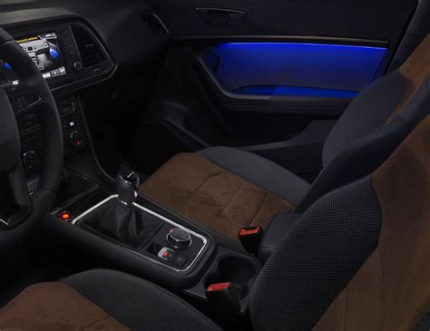 seat ateca interior new 2016 seat ateca suv review promises a lot on and