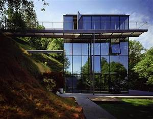 Werner Sobek Haus : cliff view modern mansion r128 in stuttgart by werner ~ Watch28wear.com Haus und Dekorationen