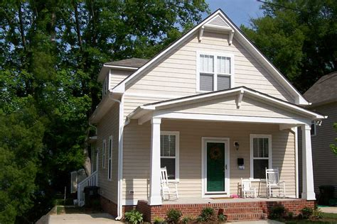narrow lot bungalow home plan tt architectural designs house plans