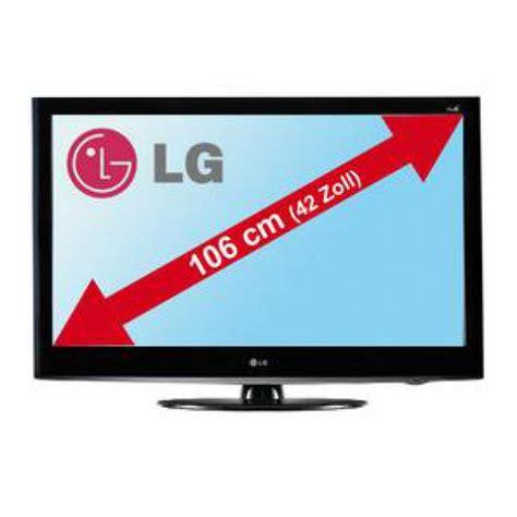 107 zoll fernseher lg electronic 107cm 42 zoll hd lcd tv 42ld420 marktkauf ansehen