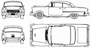 1955 chevy bel air drawing chevy39s 55 57 pinterest With 1956 chevy bel air