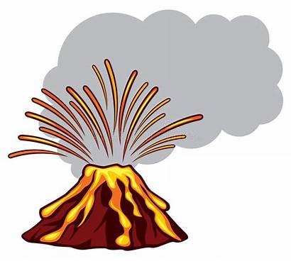 Volcano Vulkan Mountain Exploding Vulkaan Volcan Vulcano