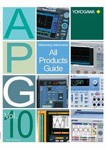 Measuring Instruments All Products Guide