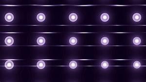 Vj lights blinking violet floodlights disco