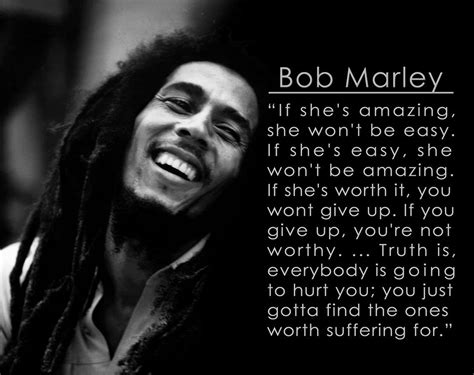 famous bob marley quotes  love