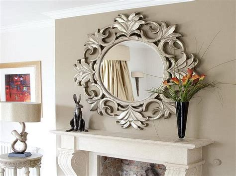 18 Decorative Mirrors For Living Room  Interior Design