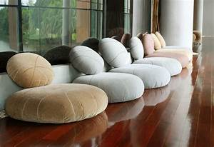 Meditation, Cushions