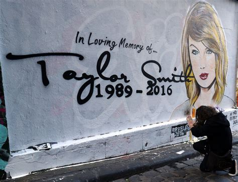 Someone's selling 'RIP Taylor Swift t-shirts proving this ...