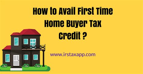 First Time Home Buyer Tax Credit First Time Home Buyer .html