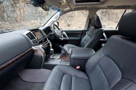 Interior Toyota Land Cruiser V8 [uk-spec] (vdj200) '2012–15