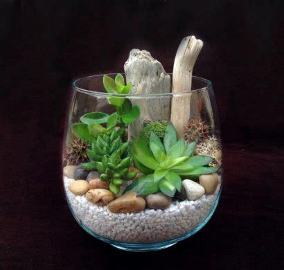 diy faire son propre terrarium plante pour decorer la maison
