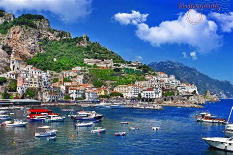 Naples Boat Tours by Amalfi Coast Boat Tour From Naples Kissfromitaly Italy