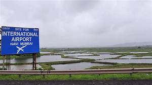 Navi Mumbai International Airport  U2013 Location  Latest News