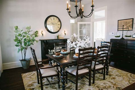 41271 fixer dining room rugs fixer season 1 episode 12 the 5th story