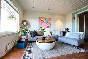 tapis salon scandinave bricolage maison et decoration With tapis enfant avec canape style suedois