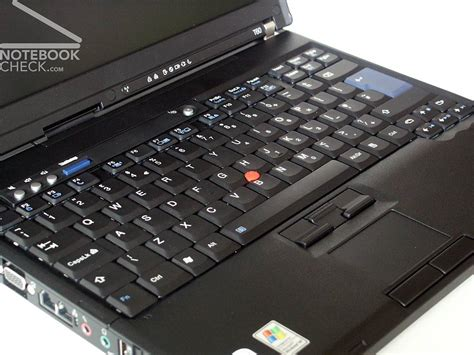lenovo ibm thinkpad tp notebookcheckcom externe tests