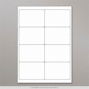 100 x 8 up per page sheet printer labels a4 address With 8 up labels