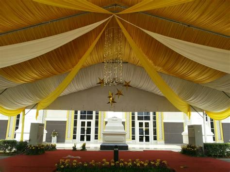 ceiling cloth decorations service malaysia underlay
