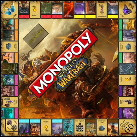 world  warcraft monopoly dave farmer