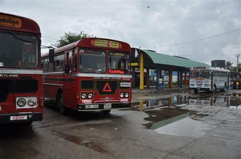 sri lankas public transport system    travel pulse