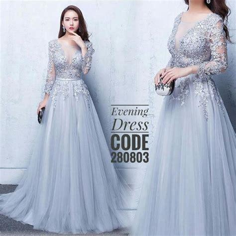 dress lace tunang nikah baju pengantin fesyen wanita