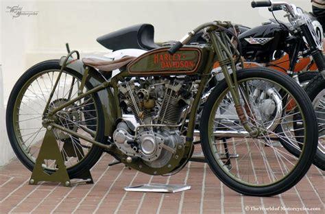 1923 Harley-davidson Jdca Board Track Racer