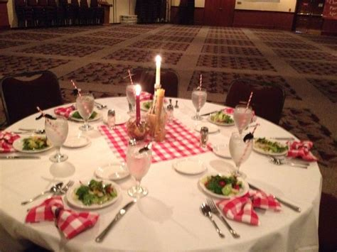 Glass Candle Holders Noodles Italian Themed Dinner by Italian Dinner Setting Centerpiece Includes Wine