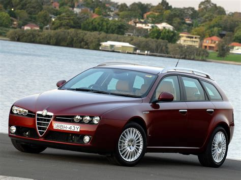 Alfa Romeo 159 Usa by 2008 Alfa Romeo 159 Sportwagon Pictures Information And