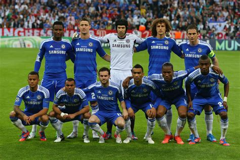 Congratulations to chelsea, who were fantastic in attack in the first half, before holding out in the n'golo kanté named champions league final man of the match. Chelsea's Champions League winners: Where are the Blues now following that famous night in Munich?