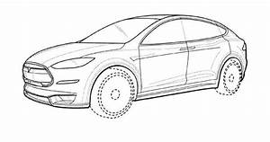 a few patents for the tesla model x falcon wing doors With ford focus electric