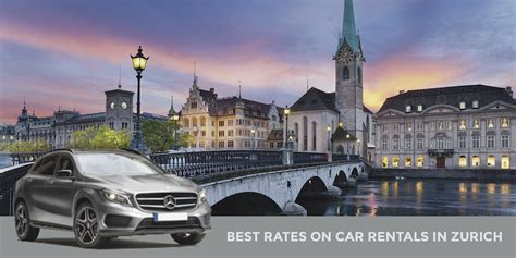 Car Rental Zurich  Renting A Car In Zurich  Auto Europe