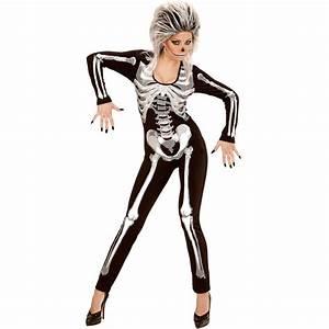 Halloween Skelett Kostüm : skelett girl overall kost m ~ Lizthompson.info Haus und Dekorationen