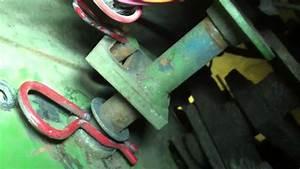 Need Some Mower Help  John Deere 112 Variable Speed Variator