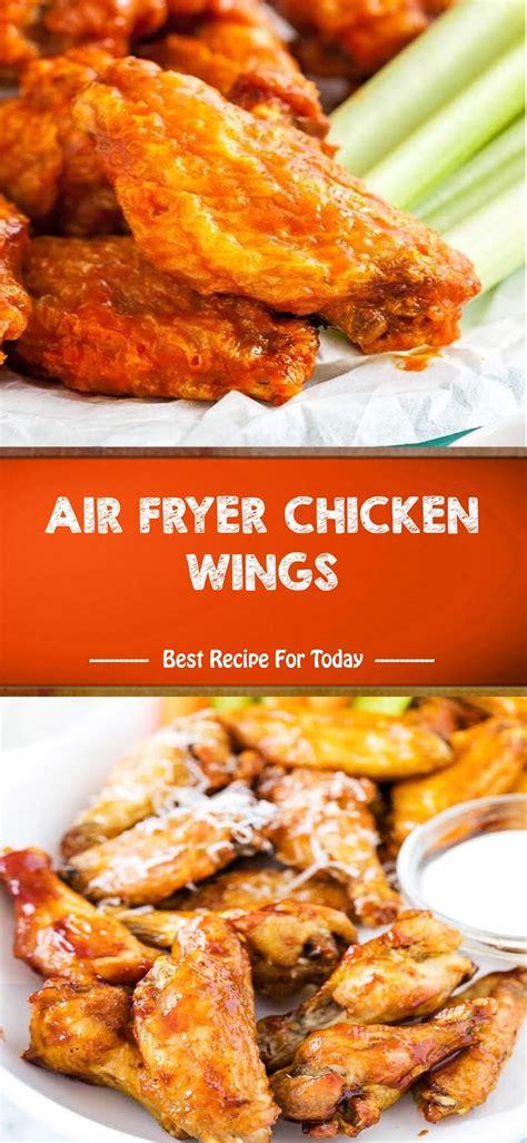 air wings chicken fryer ingredients