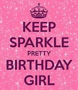 Happy birthday pretty girl