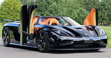 You Can Buy The Last Koenigsegg Agera R Ever Made