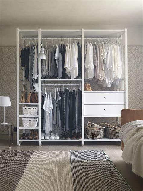 best 25 open wardrobe ideas on open closets