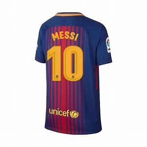Nike Jersey Size Chart Messi Barcelona 17 18 Home Jersey
