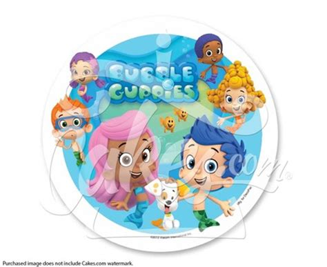 Guppies Cake Decorating Kit by Cake Decorating Supplies For Guppies Cakes