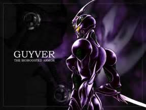 Guyver Armor Concept Art