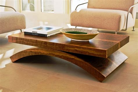 How To Give Style On Unique Coffee Tables