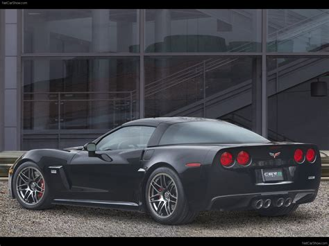 Chevrolet Jay Lenos Corvette C6rs E85 Picture 48792