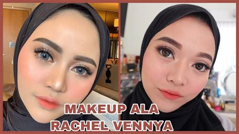 rachel vennya makeup tutorial youtube