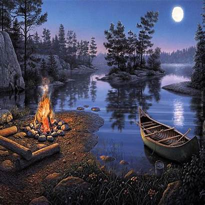 Places Gifs Winter Romantic Animated Nature Animation