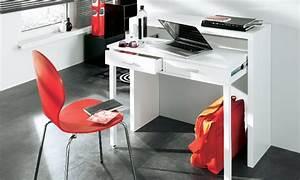 Bureau Console Extensible : bureau extensible 2 en 1 groupon shopping ~ Teatrodelosmanantiales.com Idées de Décoration