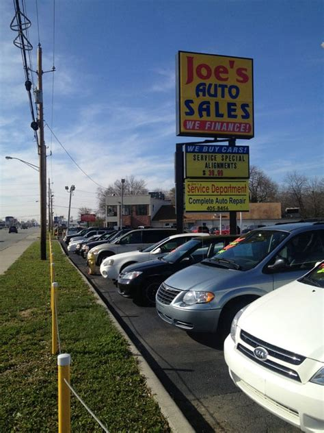 Used Car Dealers by About Joe S Auto Sales East Used Car Dealers Indianapolis